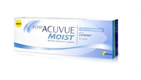 OneDay Acuvue Moist for Astigmatism ( 30 Lenti )