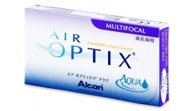 Air Optix Multifocal ( 3 lenti )