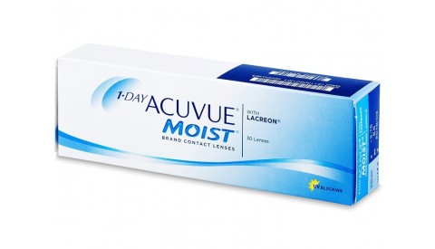 One Day Acuvue Moist ( 30 Pack )